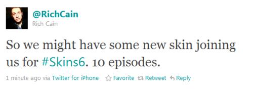 Season 6 ~ten episodes, new skin.