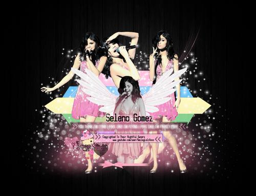Selena Gomez BG oleh : SmileyLolzXoxo