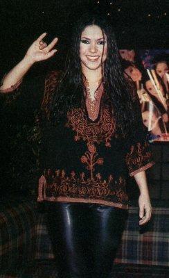 夏奇拉 from 1990