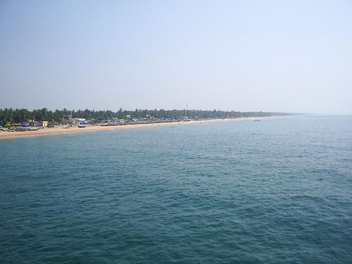 Shanghumugham strand
