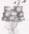 She is broken - freddie-and-effy fan art