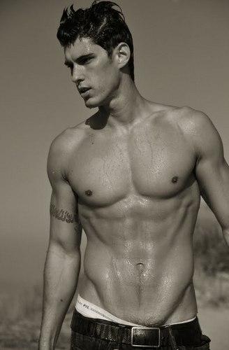 Shirtlessness | Brad Alphonso
