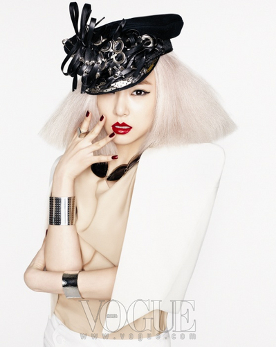 Kpop girl power wallpaper possibly containing a portrait called Snsd vogue