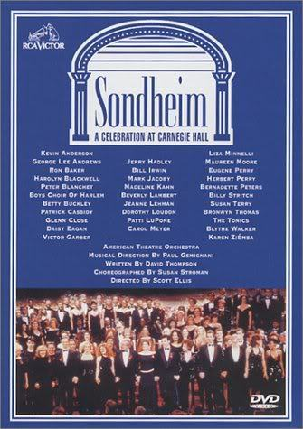 Stephen Sondheim پیپر وال called Sondheim