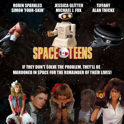 Space Teens: The Movie