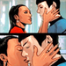 Spock & Uhura - spock-and-uhura icon