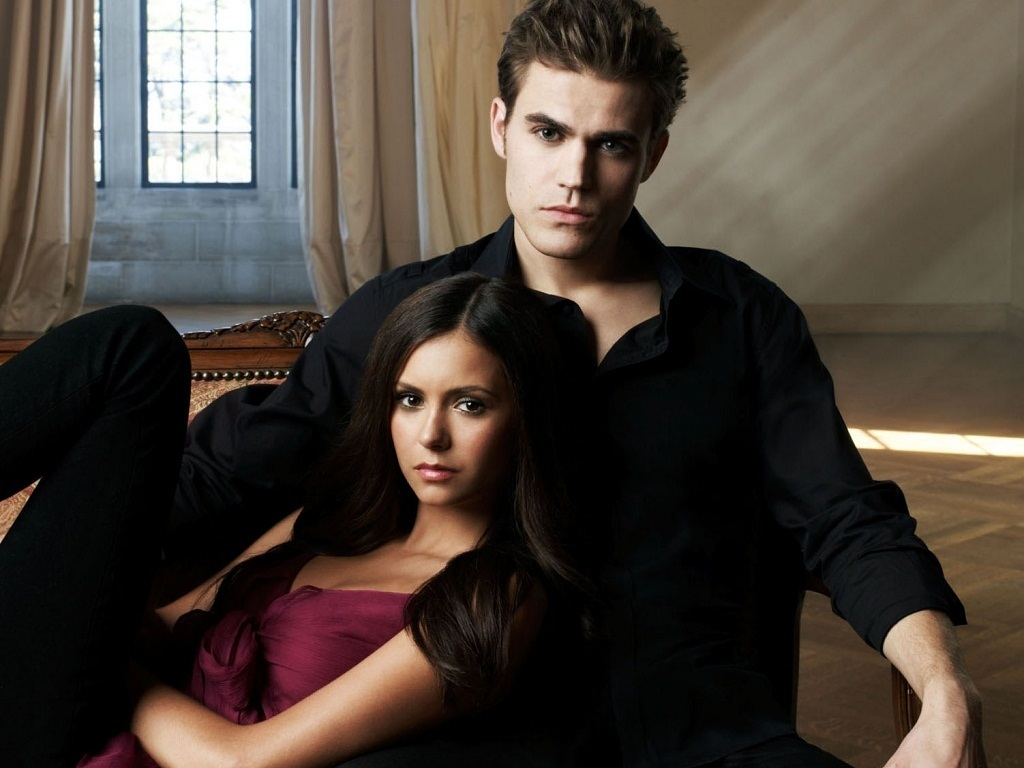 Stefan and Elena - Stefan & Elena Wallpaper (20833818 ...