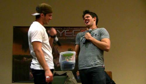 Steve and Michael - steven-r-mcqueen Photo