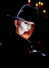 Steve as the Phantom