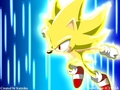 Super Sonic!!!!!!! - sonic-x wallpaper