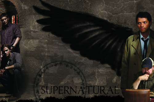 Supernatural background