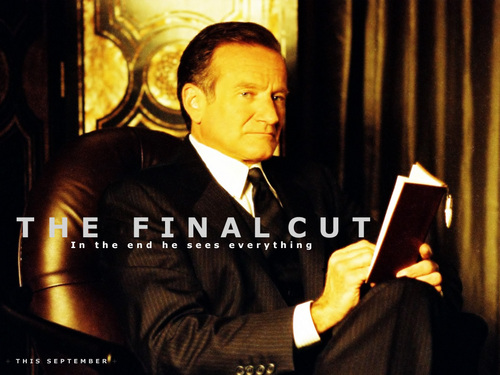 robin williams wallpaper containing a business suit and a suit called The Final Cut