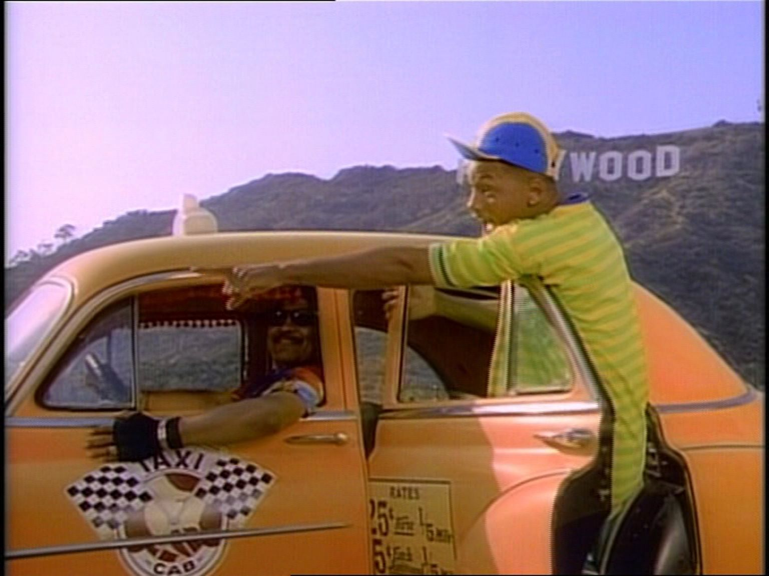 The fresh prince of bel air images the fresh prince of bel air 1x01