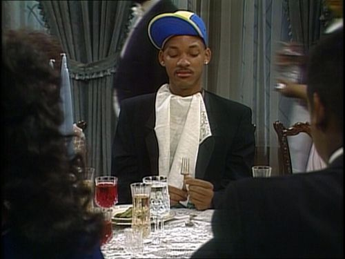 """The Fresh Prince of Bel-Air wallpaper with a business suit and a well dressed person entitled The Fresh Prince of Bel Air - 1x01 - """"The Fresh Prince Project"""""""