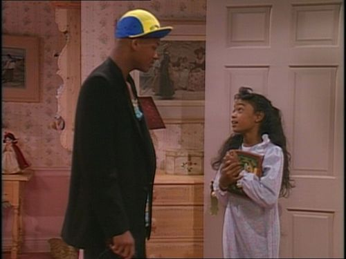 """The Fresh Prince of Bel-Air wallpaper titled The Fresh Prince of Bel Air - 1x01 - """"The Fresh Prince Project"""""""