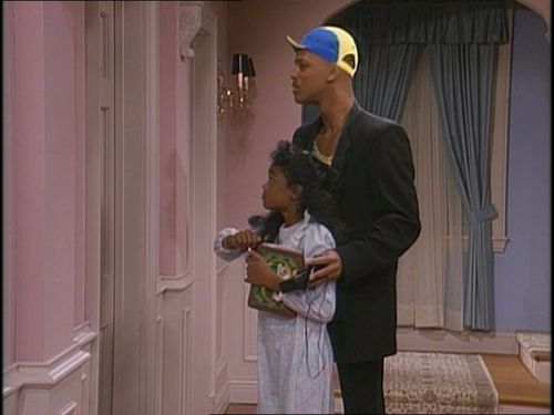 The Fresh Prince of Bel Air - 1x01 - &#34;The Fresh Prince Project&#34;  - the-fresh-prince-of-bel-air Screencap