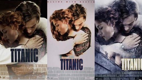Titanic Jack & Rose
