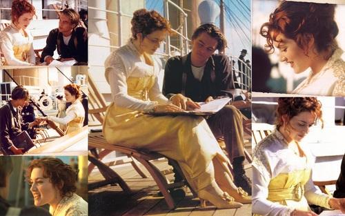 Титаник Jack & Rose