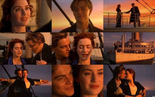 Titanic Jack and Rose