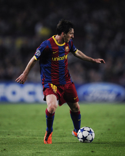 UEFA Champions League Quarter Final - Barcelona v Shakhtar Donetsk [First Leg]