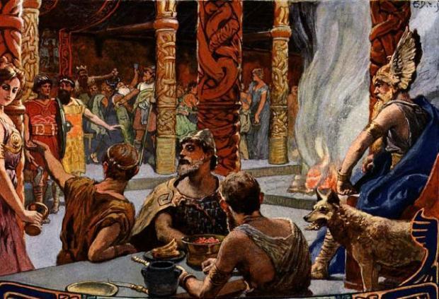Valhalla - Norse mythology Photo (20835499) - Fanpop