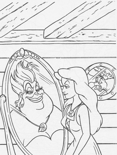 Vanessa Coloring Pages
