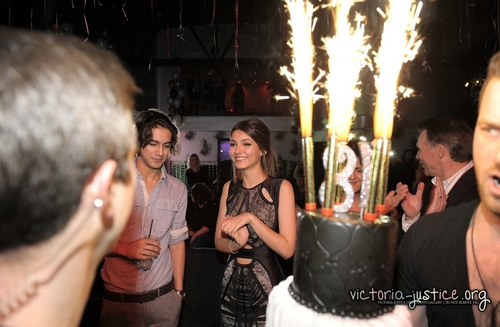 Victoria's 18th Birthday Party