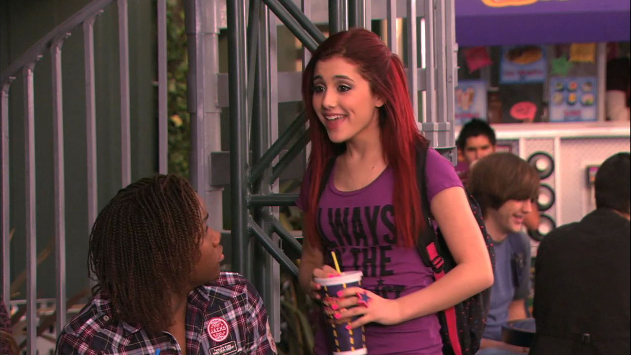 Ariana Grande images Victorious 1x15- The Diddly Bops HD
