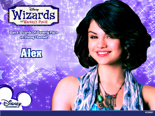 Wizards of waverly Place Season 3 Selex پیپر وال سے طرف کی dj...!!!