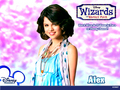 Wizards of waverly Place Season 3 Selex kertas-kertas dinding sejak dj...!!!