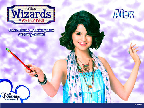 Wizards of waverly Place Season 3 Selex wallpaper oleh dj...!!!