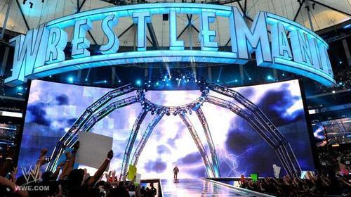 Wrestlemania 27 April 3,2011