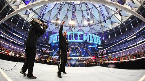 Wrestlemania 27 April 3,2011