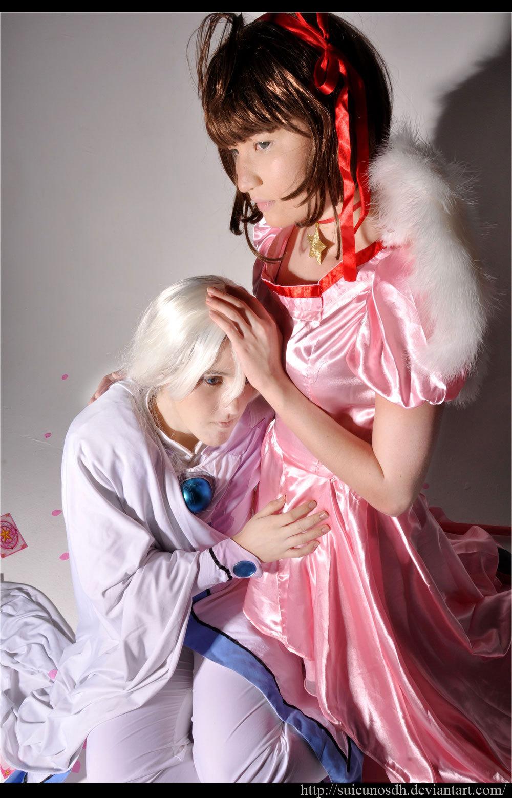 Yue and Sakura