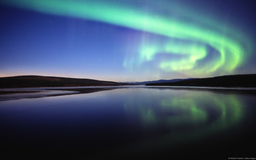 aurora borealis - beautiful-pictures Photo