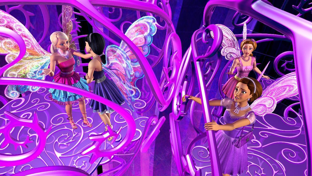 Barbie fairies wallpapers
