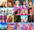Barbie and the diamond istana, castle characters sejak coolgirl15