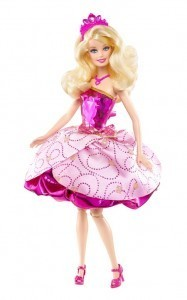 barbie as blair doll
