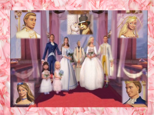 barbie as the princess and the pauper by coolgirl15