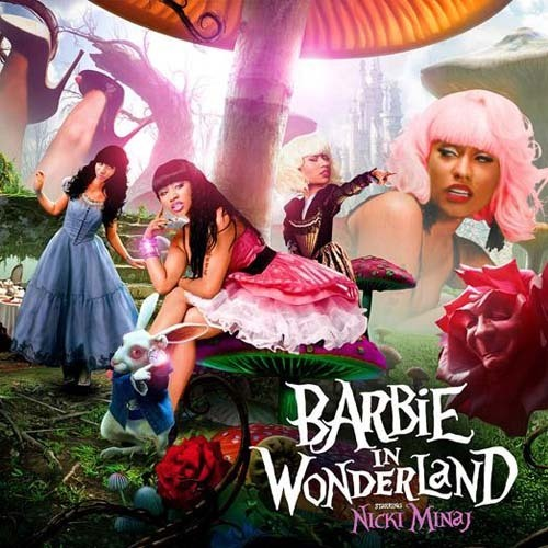 barbie in wonderland
