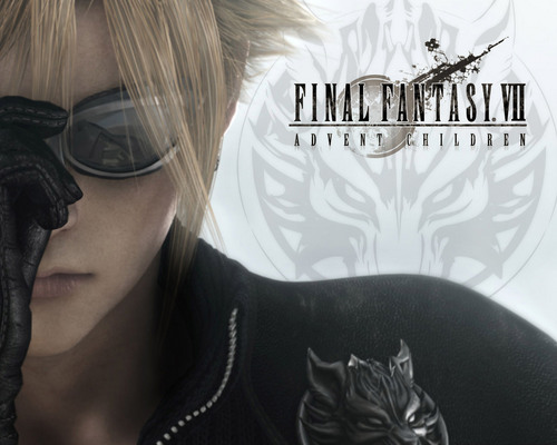 Final Fantasy wallpaper containing sunglasses called cloud