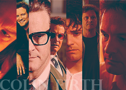 Colin Firth fond d'écran entitled colin <3