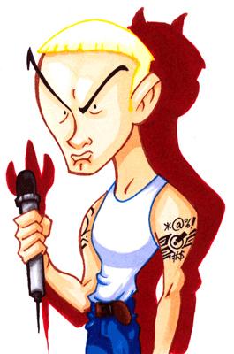Eminem >:)
