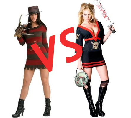 female:Freddie vs Jason