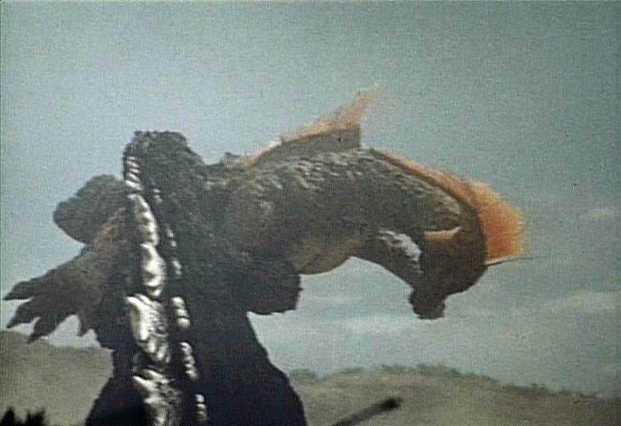godzilla throw revenge titanosaurus photo 20848243