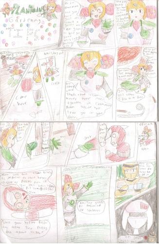 plantman comics