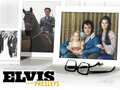 presley family - elvis-presley wallpaper