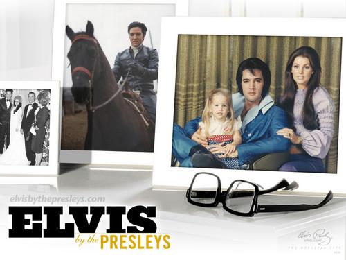 presley family