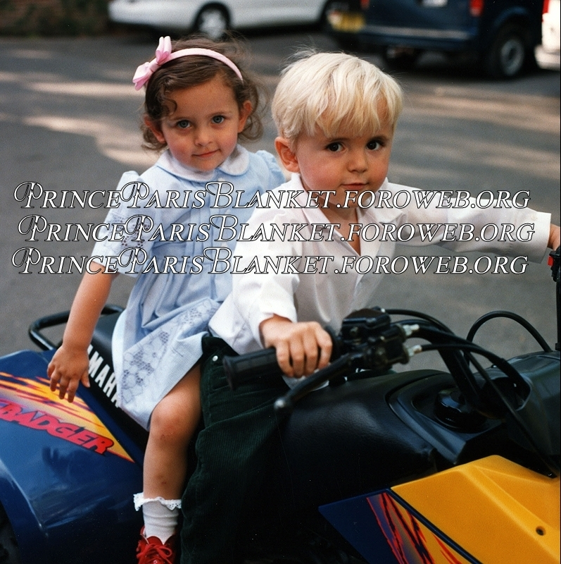 prince and paris Rare