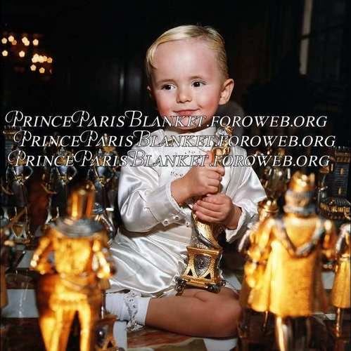 prince and paris Rare